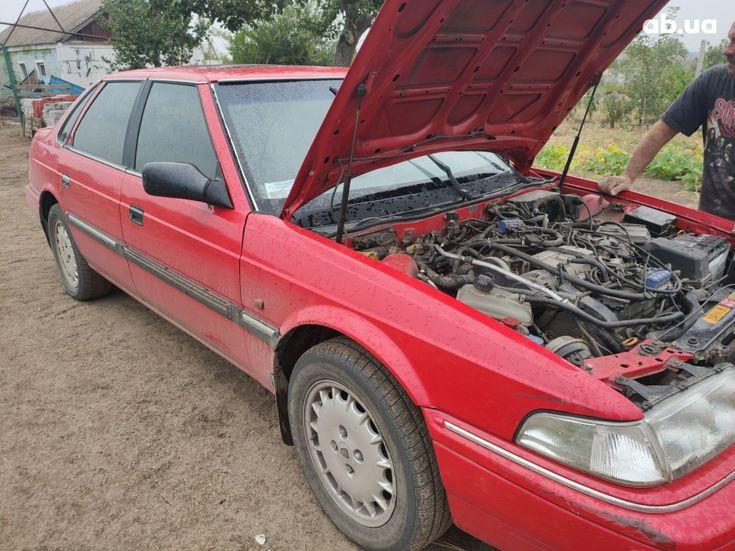 Rover 820 1994 красный - фото 6