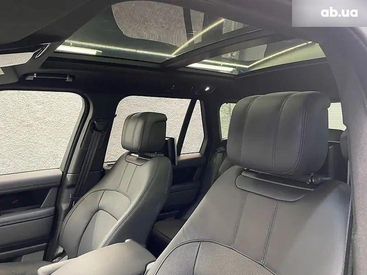 Land Rover Range Rover 2019 черный - фото 10