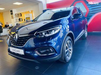 Автомобиль дизель Рено Kadjar 2020 года б/у - купить на Автобазаре