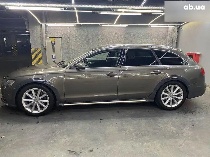 Audi A6 2015 коричневый - фото 12