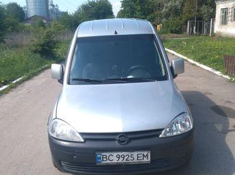 Продажа б/у Opel Combo Механика - купить на Автобазаре