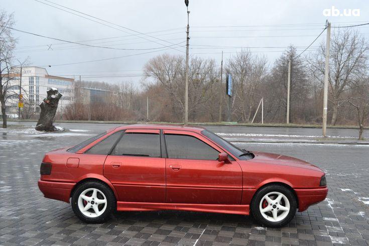 Audi 80 1987 - фото 6