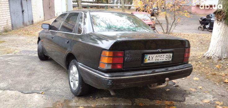 Ford Scorpio 1990 черный - фото 17