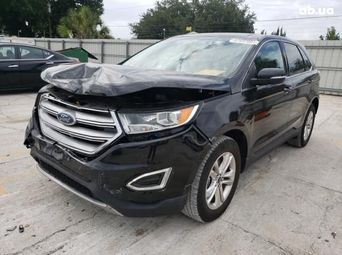 Продажа б/у Ford Edge 2016 года - купить на Автобазаре