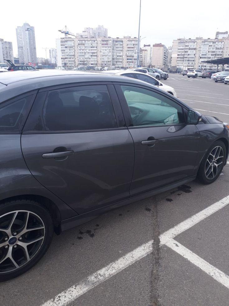 Ford Focus 2015 серый - фото 5