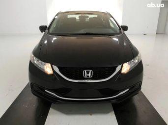 Автомобиль бензин Хонда Civic 2014 года б/у - купить на Автобазаре