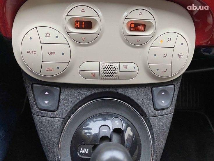 Fiat 500 2011 белый - фото 8