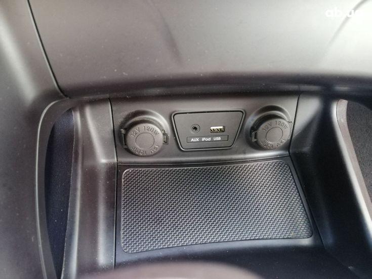 Hyundai Tucson 2015 белый - фото 9
