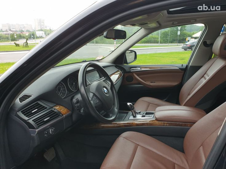 BMW X5 2011 черный - фото 12