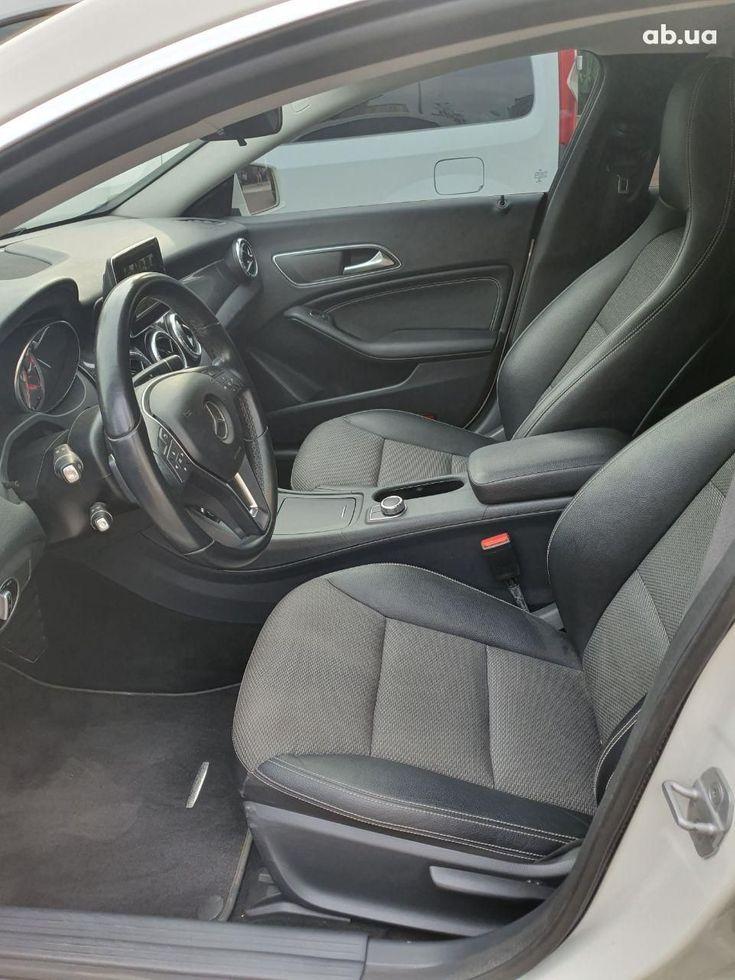 Mercedes-Benz CLA-Класс 2014 белый - фото 13