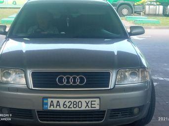 Продажа б/у универсал Audi A6 2002 года - купить на Автобазаре