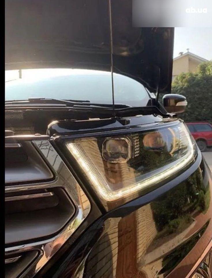 Ford Edge 2016 черный - фото 4