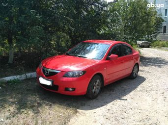 Продажа б/у седан Mazda 3 2008 года - купить на Автобазаре