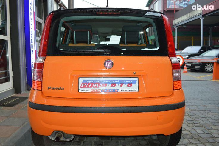 Fiat Panda 2008 - фото 4