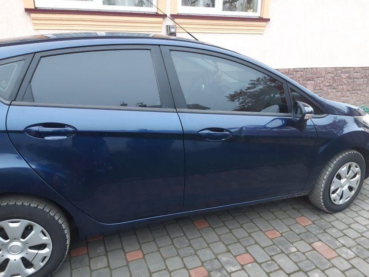 Ford Fiesta 2011 синий - фото 9