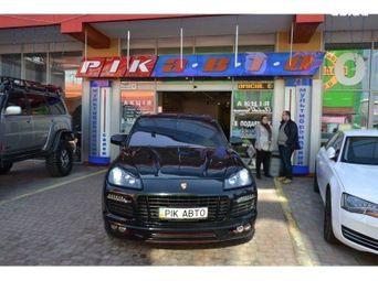 Автомобиль бензин Порше Cayenne 2008 года б/у - купить на Автобазаре