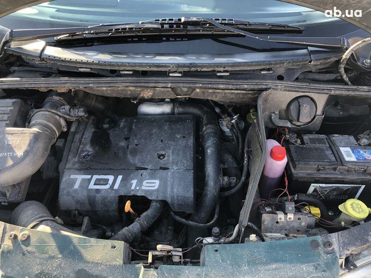 Ford Galaxy 1999 зеленый - фото 5