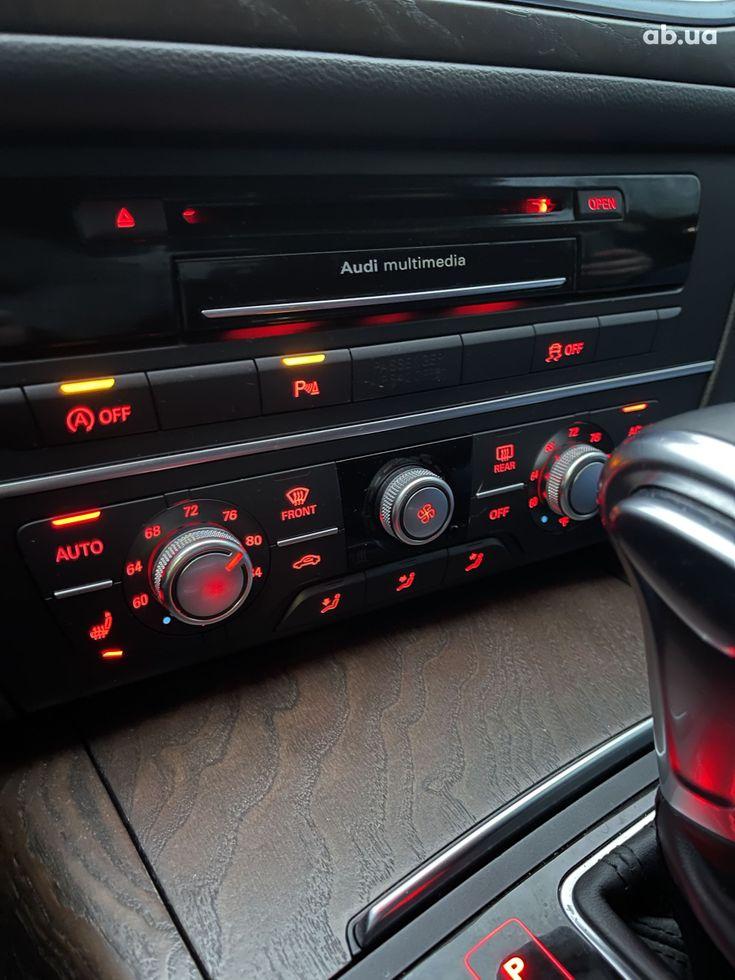 Audi A6 2013 черный - фото 15
