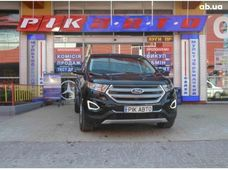 Купить Ford Edge бу в Украине - купить на Автобазаре