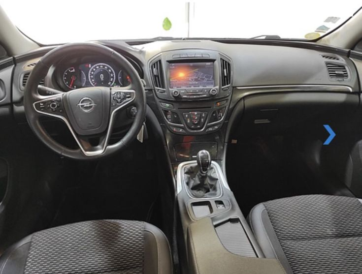 Opel Insignia 2016 черный - фото 9