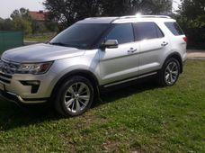 Купить Ford Explorer бу в Украине - купить на Автобазаре