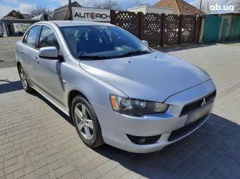 Автомобиль бензин Митсубиси Lancer 2007 года б/у - купить на Автобазаре