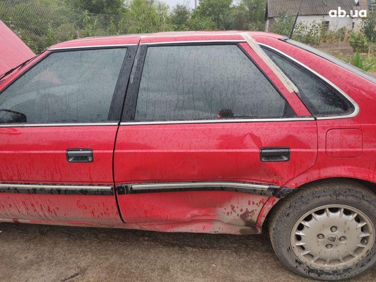 Rover 820 1994 красный - фото 5