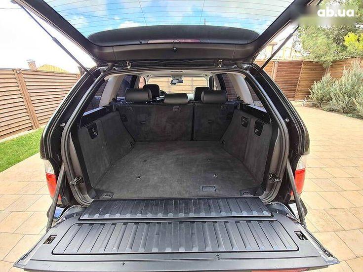 BMW X5 2005 черный - фото 18