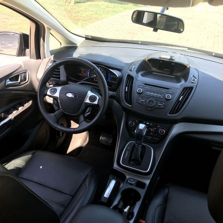 Ford C-Max 2018 черный - фото 7