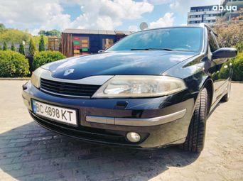 Автомобиль дизель Рено Laguna 2003 года б/у - купить на Автобазаре