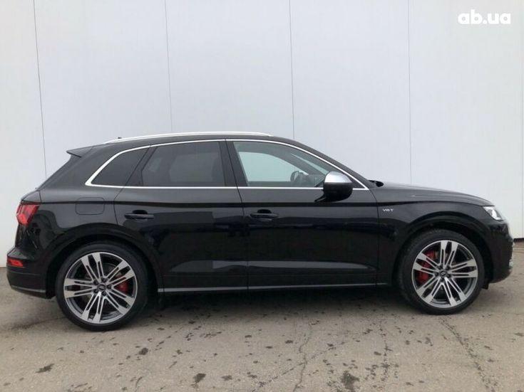 Audi SQ5 2018 черный - фото 2