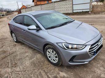 Продажа б/у седан Hyundai Elantra 2017 года - купить на Автобазаре