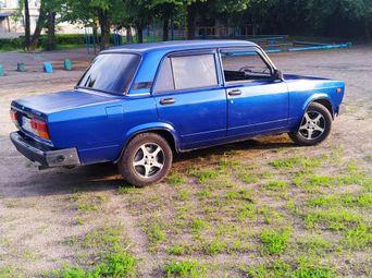 Продажа б/у седан ВАЗ 2107 2009 года в Запорожье - купить на Автобазаре