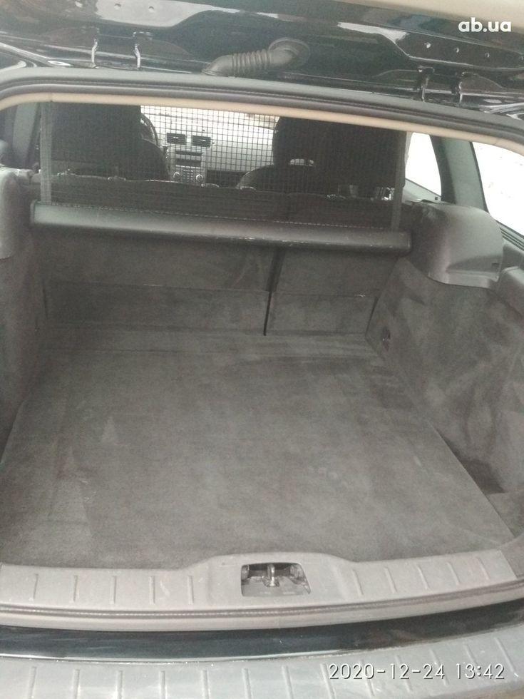 Volvo V50 2009 черный - фото 19