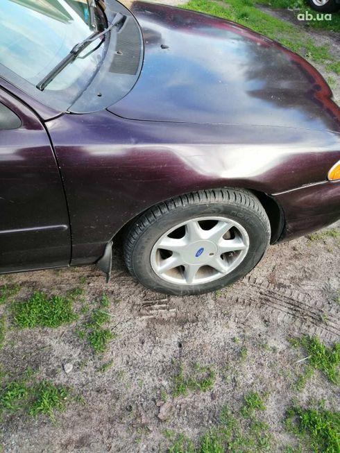 Ford Contour 1996 коричневый - фото 3