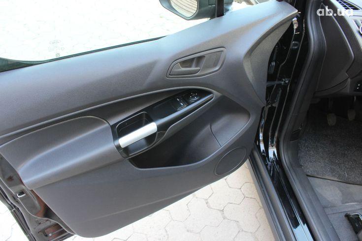 Ford Transit Connect 2016 черный - фото 7