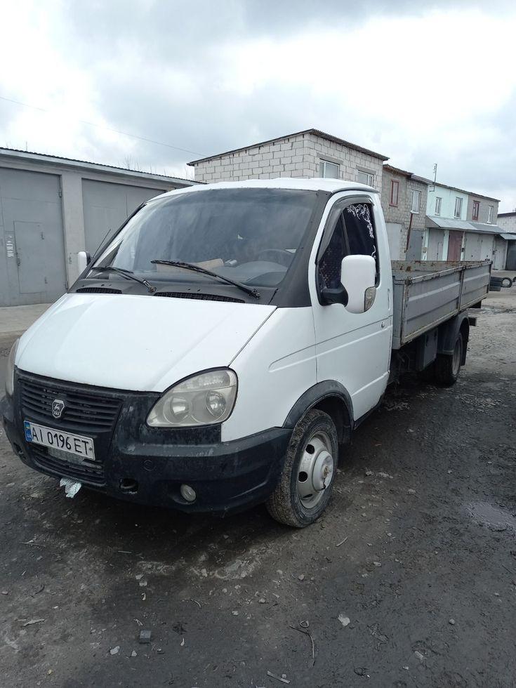 ГАЗ 3302 2004 - фото 1