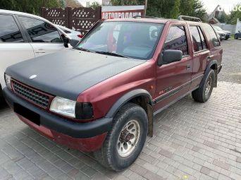 Продажа б/у Opel Frontera Механика - купить на Автобазаре