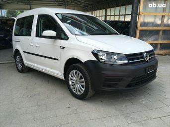 Продажа б/у минивэн Volkswagen Caddy 2018 года - купить на Автобазаре