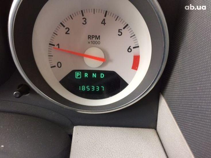 Dodge Caliber 2007 вишневый - фото 3