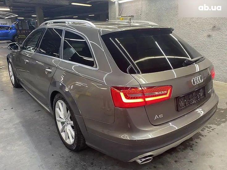 Audi A6 2015 коричневый - фото 15