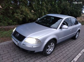 Автомобиль дизель Фольксваген Passat 2003 года б/у - купить на Автобазаре