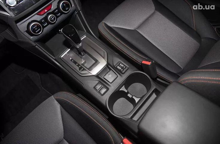 Subaru XV 2020 белый - фото 14