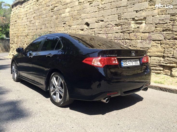 Honda Accord 2012 черный - фото 6