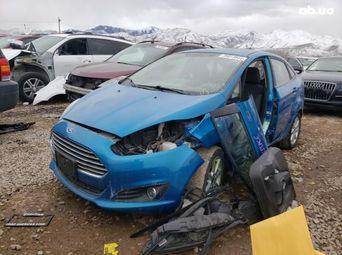Продажа б/у седан Ford Fiesta - купить на Автобазаре