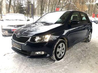 Автомобиль дизель Шкода Fabia б/у - купить на Автобазаре