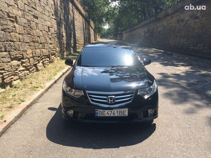Honda Accord 2012 черный - фото 2