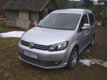 Продажа б/у Volkswagen Caddy Механика 2011 года - купить на Автобазаре