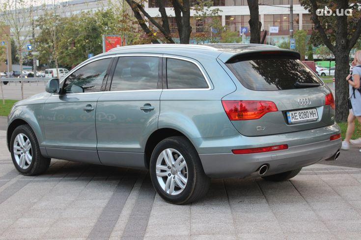 Audi Q7 2007 серый - фото 9