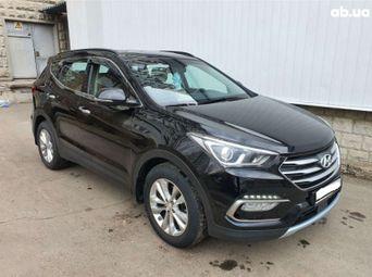 Продажа б/у Hyundai Santa Fe 2017 года в Одессе - купить на Автобазаре